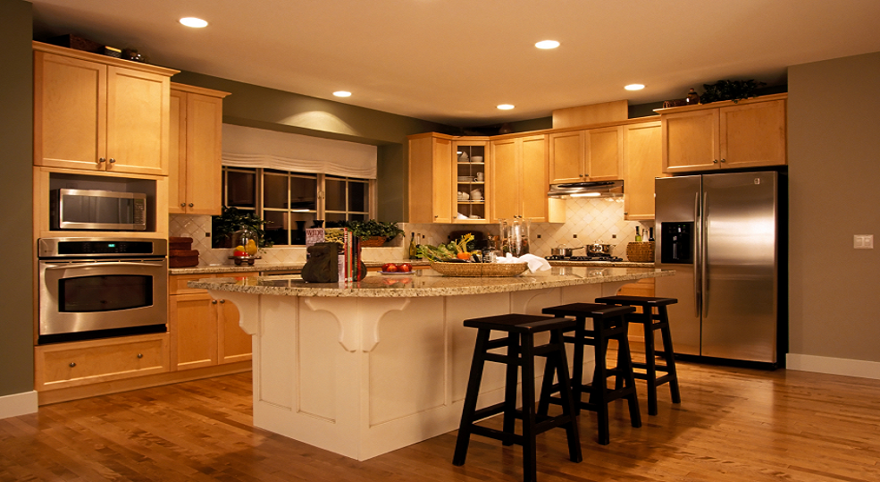delightful Kitchen Cabinet Refinishing Atlanta #3: GreenWave Solutions