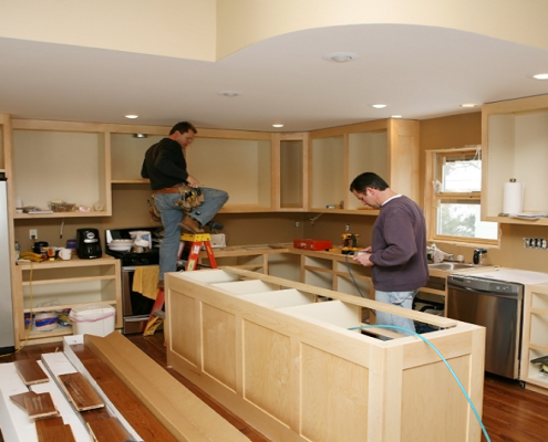 Atlanta carpentry and wood working