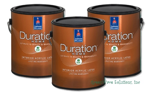 Review  Sherwin Williams Duration Home. Duration Home Review   Interior Painting   Painters   House