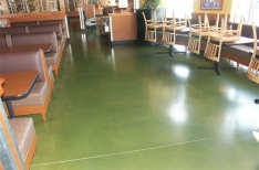 Atlanta Concrete Staining / Sealing