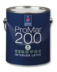 Product Review Promar 200 0 Voc Interior Paint